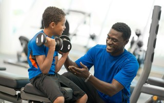 Strength Training Guidelines for Kids of All Ages - Race Connections