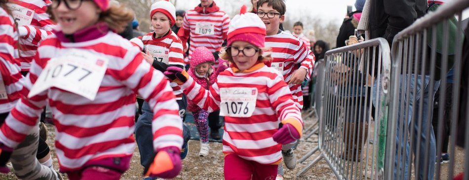 Where's Wally Fun Run Events 2019 - Race Connections