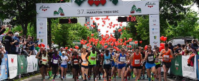 Three Hearts Marathon Event Slovenia - Race Connections