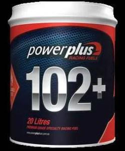 Powerplus 102+ Unleaded Racing Fuel