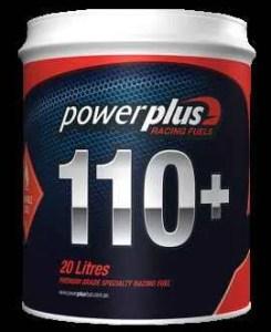 Powerplus 110+ Unleaded Racing Fuel