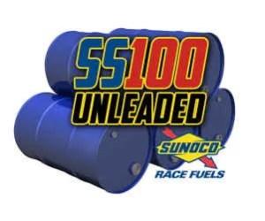 Sunoco SS100 Unleaded Racing Fuel
