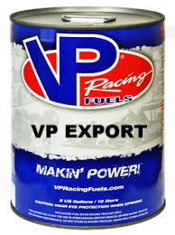 VP Export Unleaded Racing Fuel