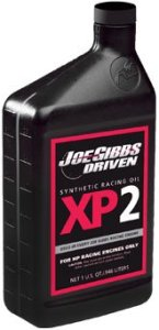 Joe Gibbs XP2 Engine Oil