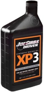Joe Gibbs XP3 Engine Oil