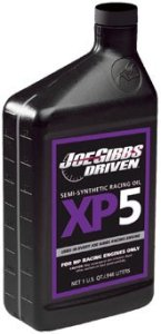Joe Gibbs XP5 Engine Oil