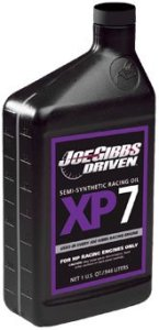 Joe Gibbs XP7 Engine Oil