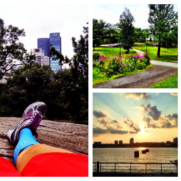 Race Pace Training Diaries: Falling in Love with Running (and NYC) All Over Again