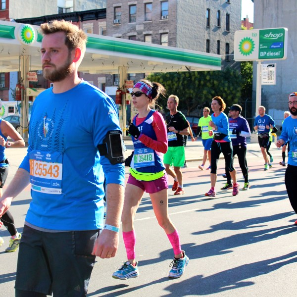 The New York City Marathon in Photos: Proof Spectating is Almost as Fun As Running