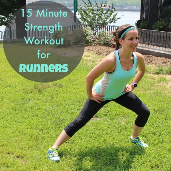 15 Minute Workout for Runners