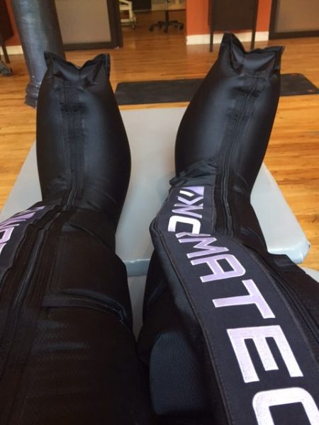 Normatec Recovery Sleeves
