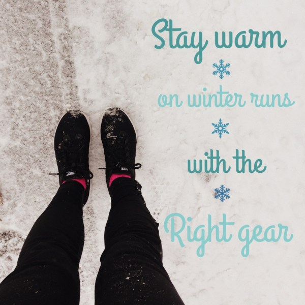 The Best Gear for Winter Running
