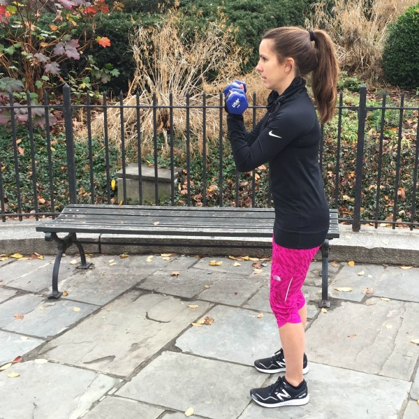 15-Minute Upper Body Workout for Runners