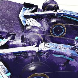 F1 Art - 2019 Constructions champions 2