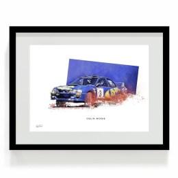 Colin Mcrae Art