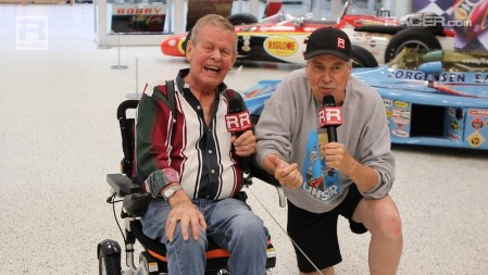 RACER Video: IMS Museum Tour With Bobby Unser | RACER