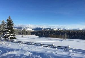 Winter, the western version.