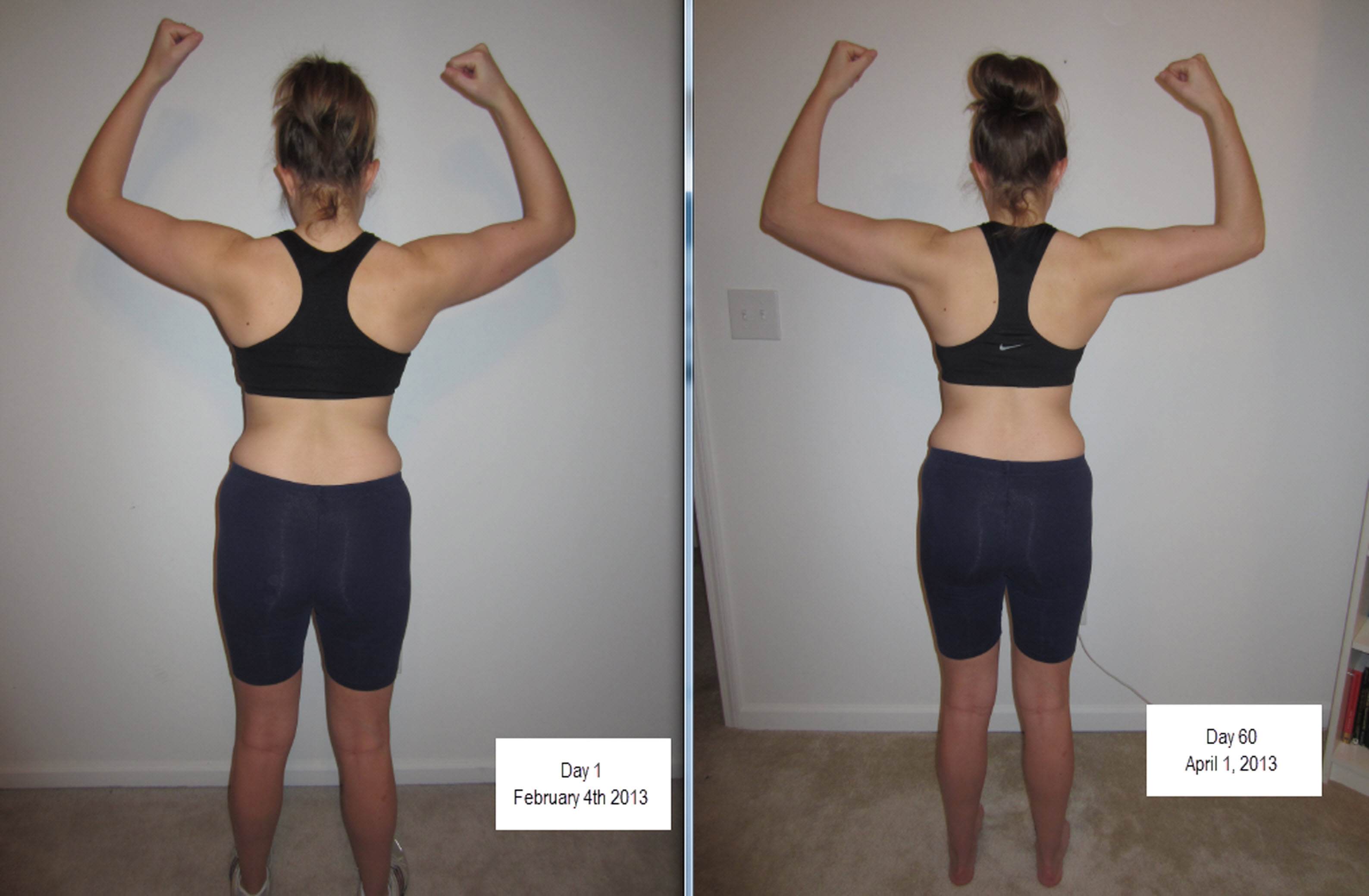 P90x Phase 2 Results