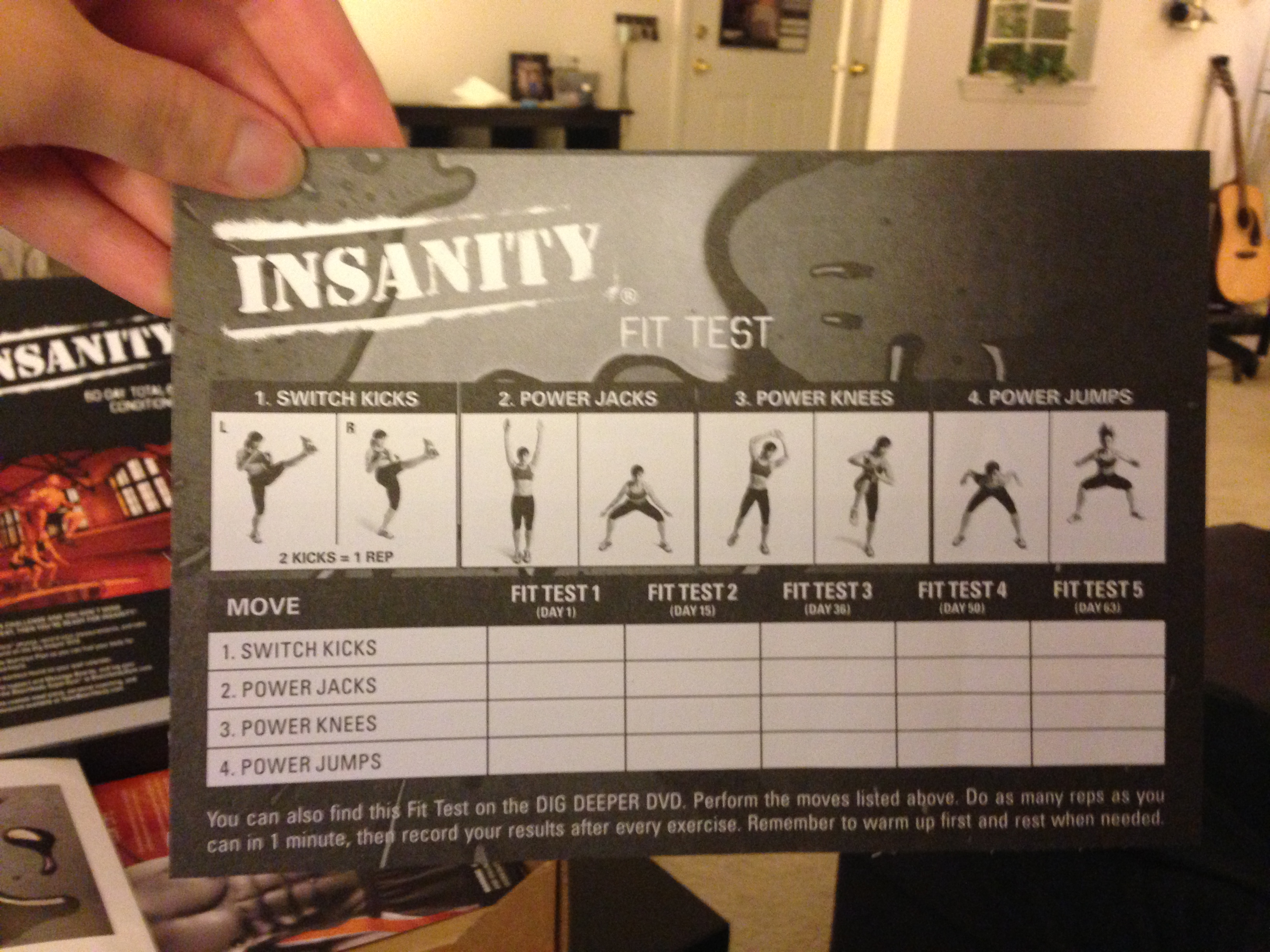 Weekend Relaxation And Insanity In The Morning