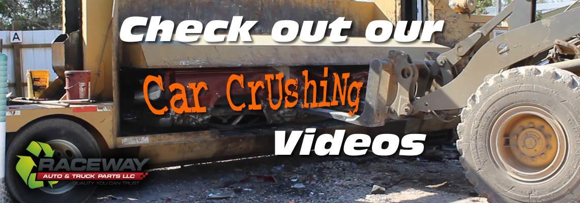 Car Crushing Videos