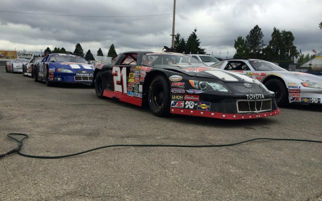 70% OFF Race Car Driving experiences at Flamboro Speedway September 9th