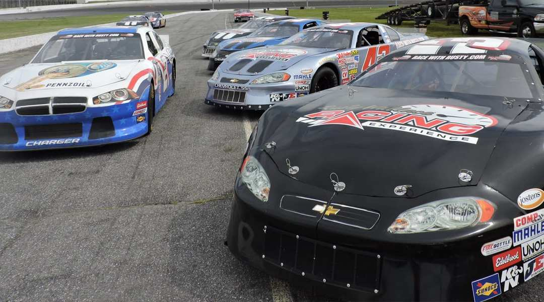 70% OFF Race Car Driving experiences at All Canadian Tracks