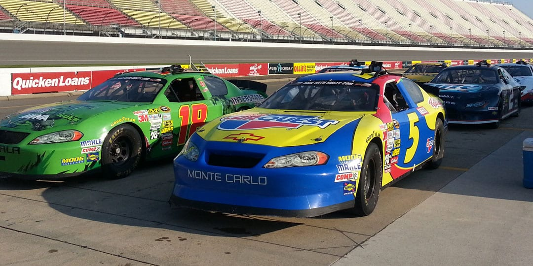 70% OFF Race Car Driving Experiences at the Milwaukee Mile October 8th