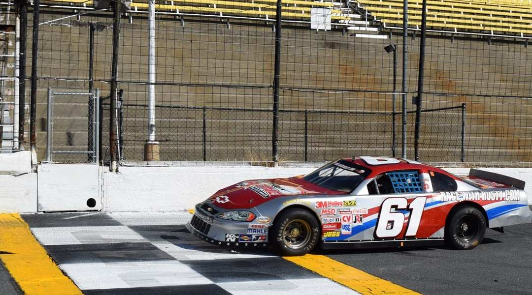 Drive a Race Car 10 Laps at Seekonk Speedway on April 30th for only $79!