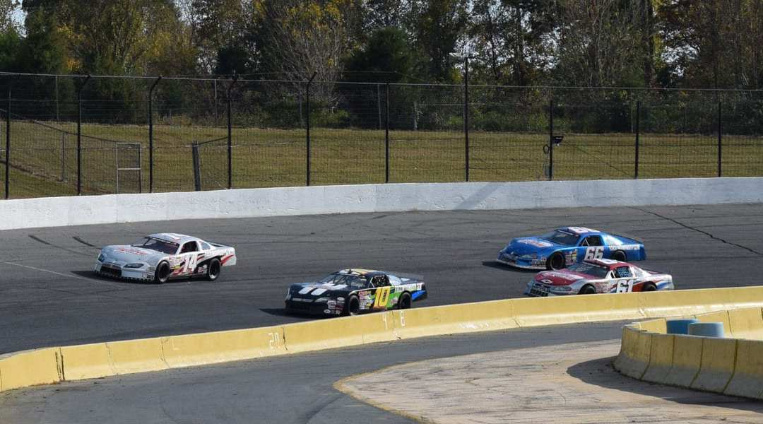 Drive a Race Car 10 Laps at Southern National Motorsports Park on April 15th for only $79!