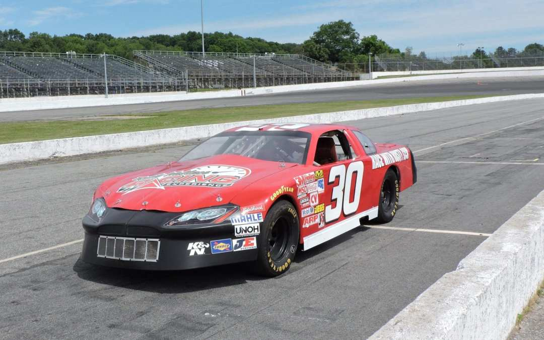 SAVE 60% OFF Driving Experiences at Five Flags Speedway on 3/17 & Mobile Int'l Speedway on 3/18!