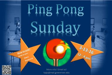 ping pong sunday