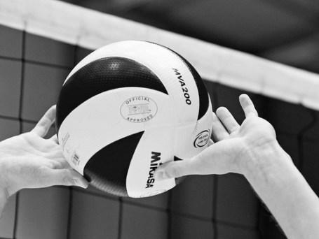ROTTERDAM - Portret van volleybalinternational Dirk-Jan van Gendt in het Topsportcentrum in Rotterdam. De spelverdeler maakte een paar weken geleden zijn rentree in de nationale volleybalselectie. ANP VALERIE KUYPERS