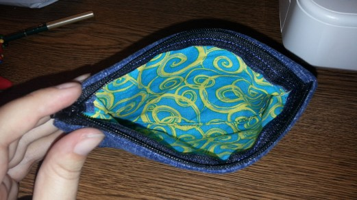 A purse pocket for my mommie!
