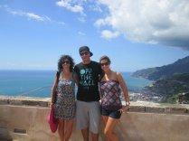 Genson family Amalfi Coast
