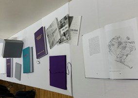 Exhibition from right rotated
