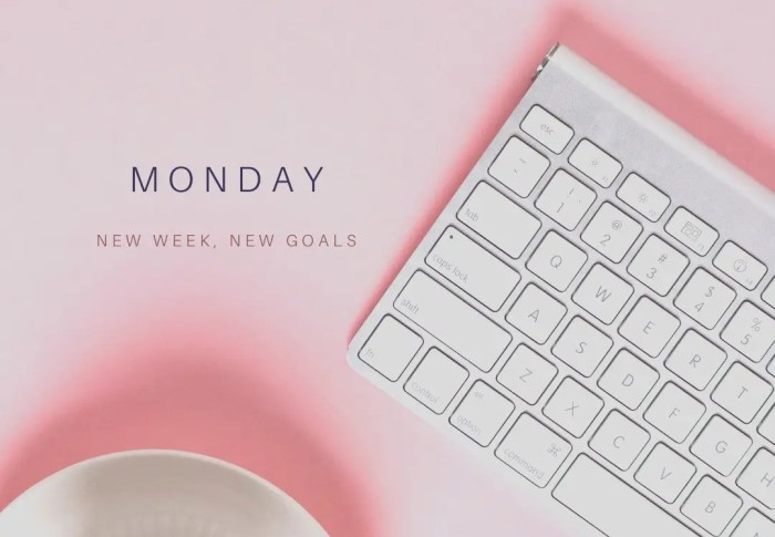A Monday In The Life… The New Normal