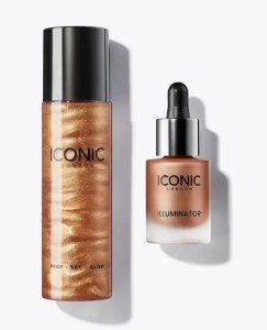 Top Luxury Beauty Products January 2021 - Iconic London Prep, Set, Glow Bundle