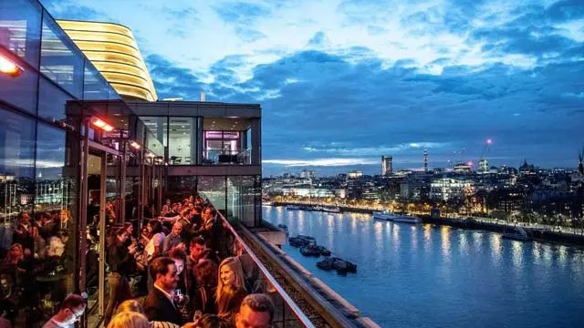 12th Knot Rooftop Bar London