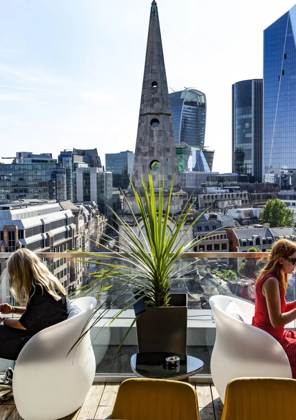20 of the Best Rooftop Bars in London