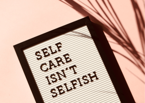 Self Care Isnt Selfish Boobie and Booty beauty products