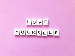 Love yourself and affirmations