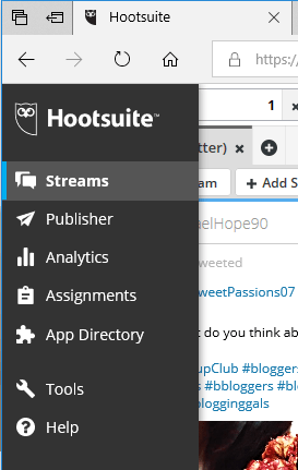 Hootsuite 6. over view of full breakdown