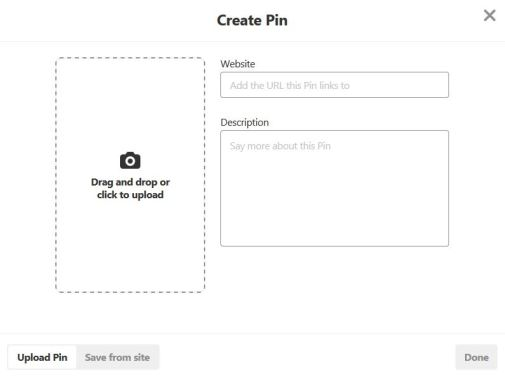 upload new pin1