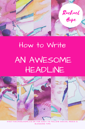 So, what is the low down on blog headlines? In this post I will be discussing format, relevance and the all important hook! I'm just going to come out and say it. I really begrudge those super awesome, catchy blog titles...that lure you in and DON'T deliver half of what you expected.