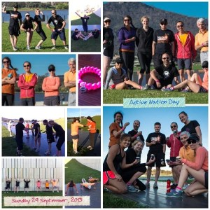Leah's Birthday bootcamp