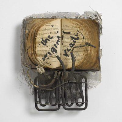 John Latham, The Original Reading and Writing Machine, c.1960