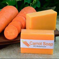 carrot soap