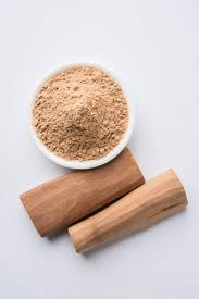 sandas wood powder