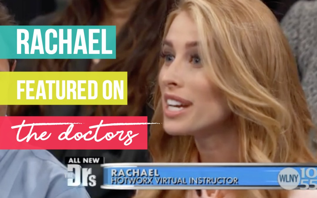 Rachael Todd featured on the Doctors!