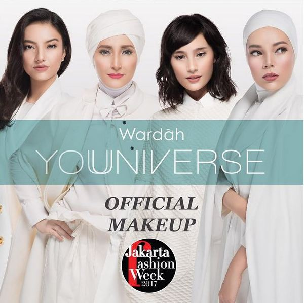 Wardah For Jakarta Fashion Week 2017